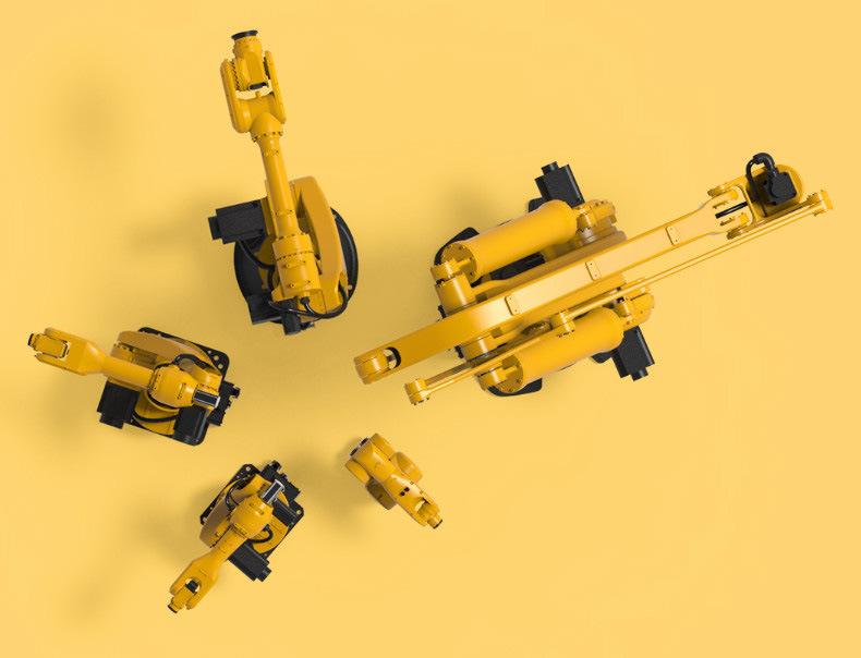 机器人总图