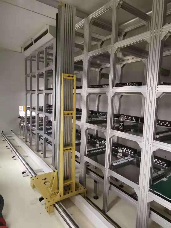 移载机|立库堆垛机