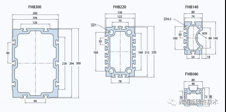 FHB铝型材