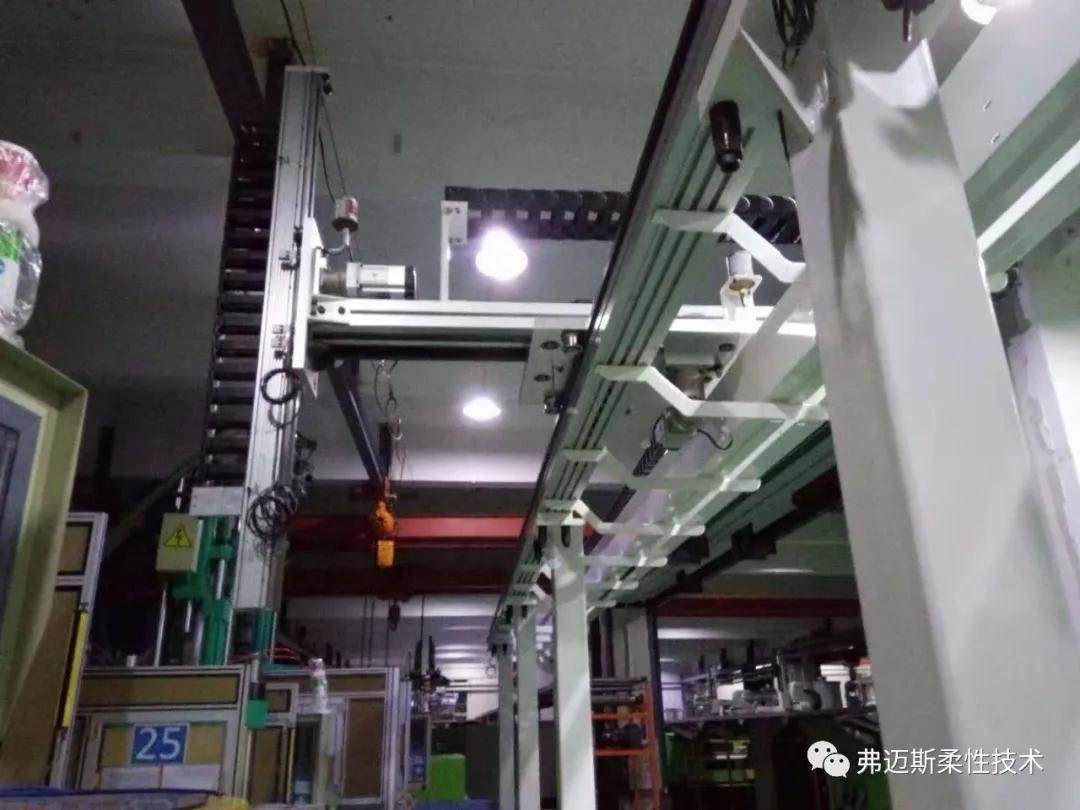 铝型材桁架机械手