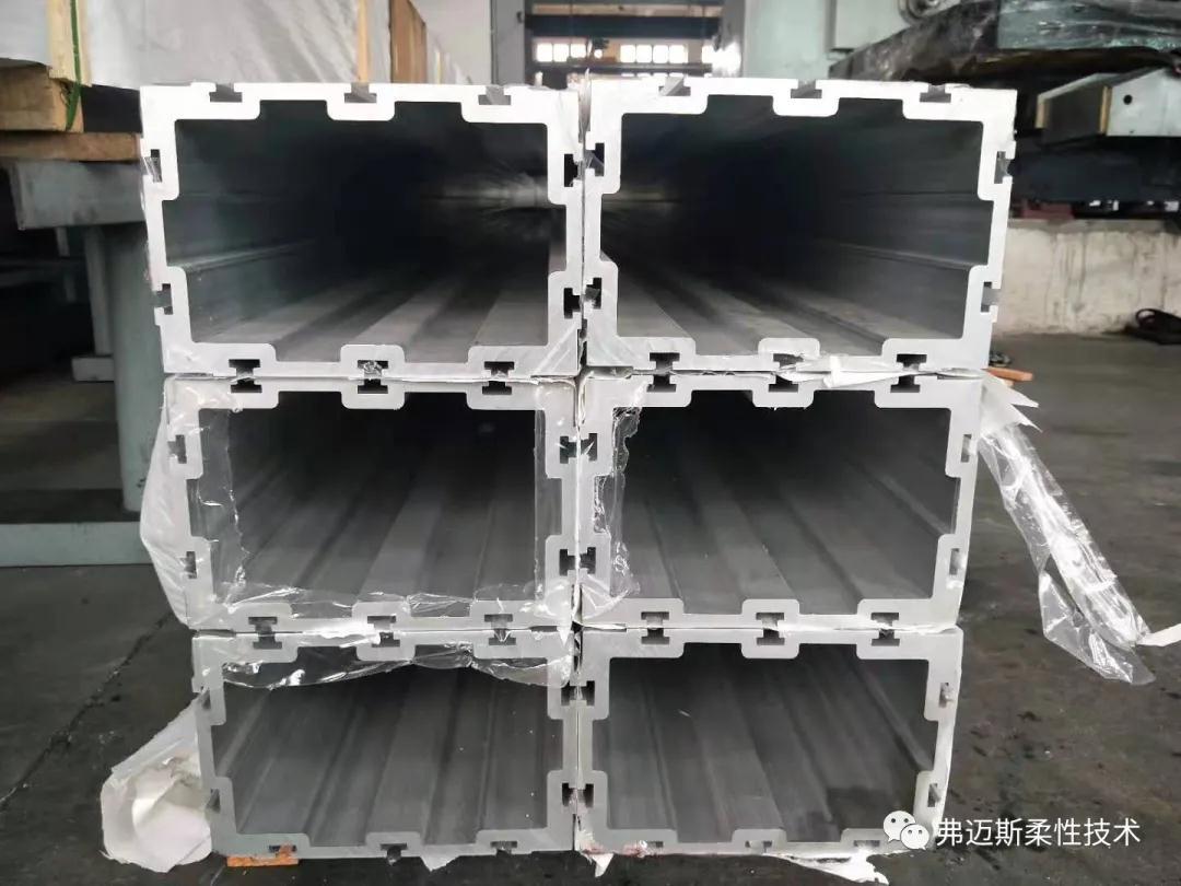 桁架上下料铝型材FHB300
