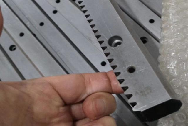 CUBIC V型导轨齿条传动系统的优点